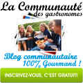 Blog 100% gourmand !